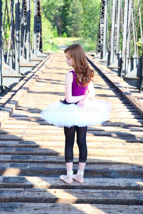 Balletmeisje stock fotografie