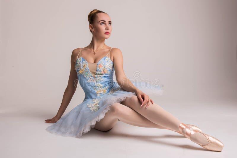 Ballett als Kunst stockfotografie