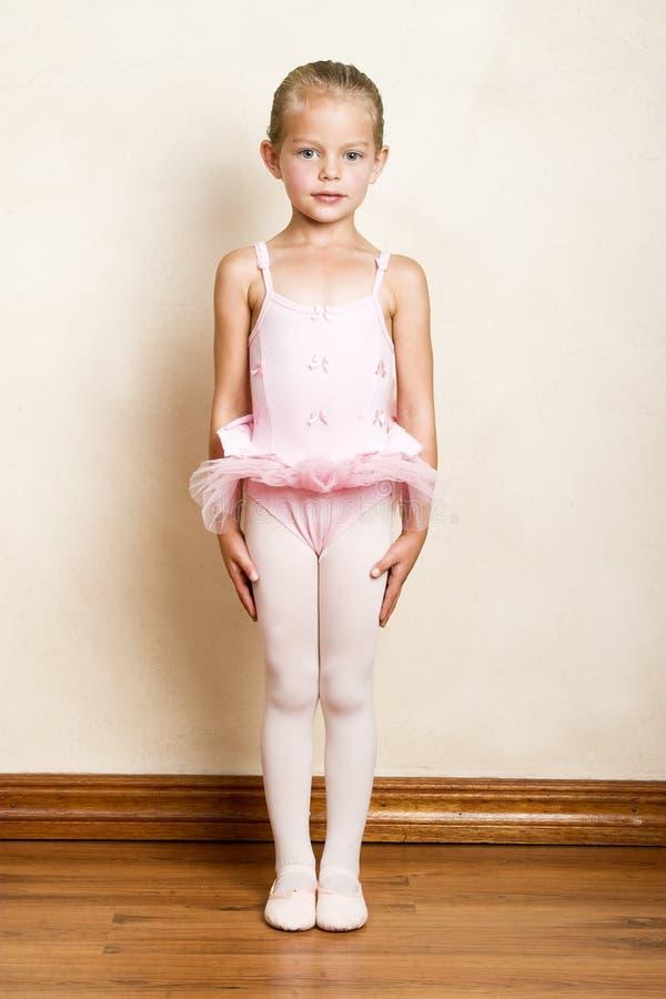 Ballett-Mädchen lizenzfreies stockbild