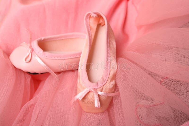Ballett-Schuhe stockfotos