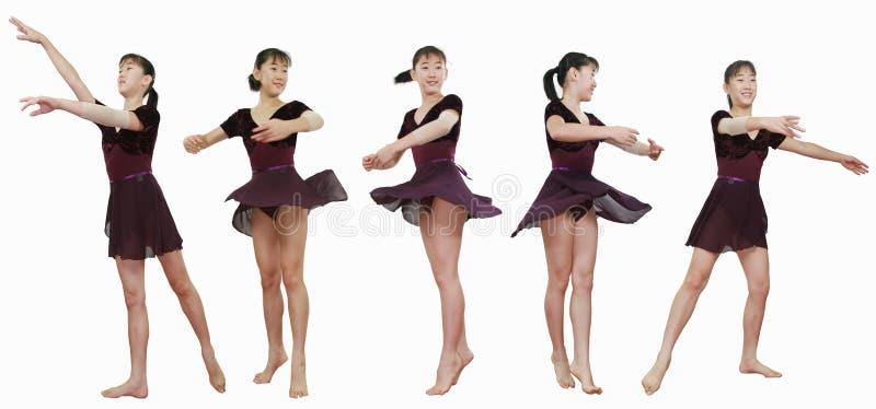 Download Balletto fotografia stock. Immagine di flessibilità, atleta - 3136248