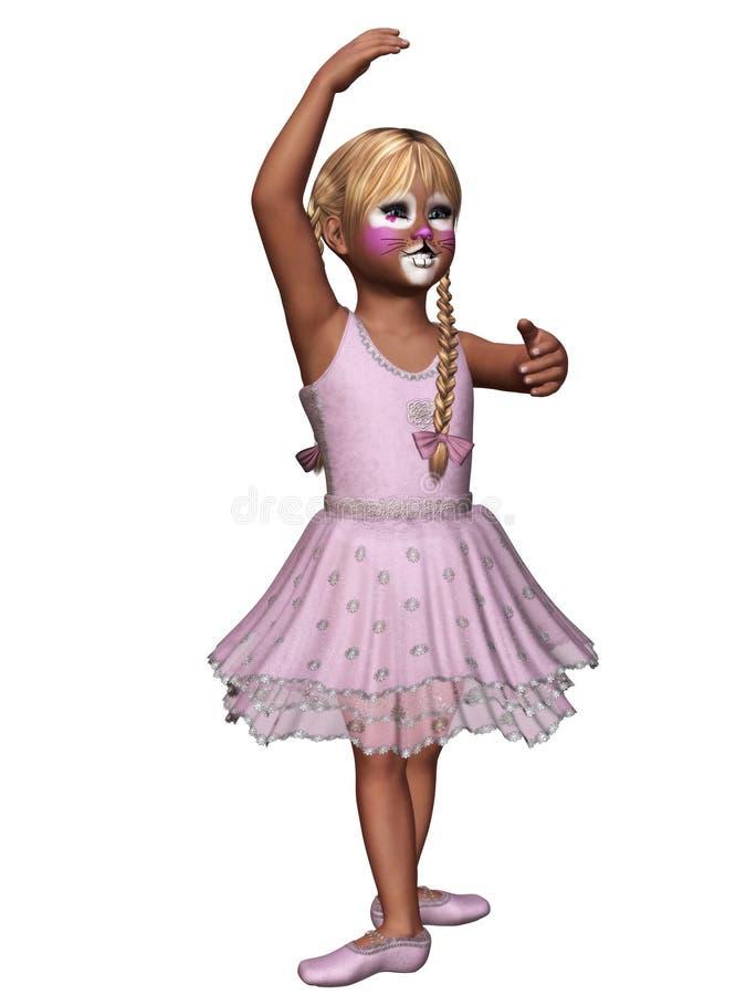 Balletto 7 royalty illustrazione gratis