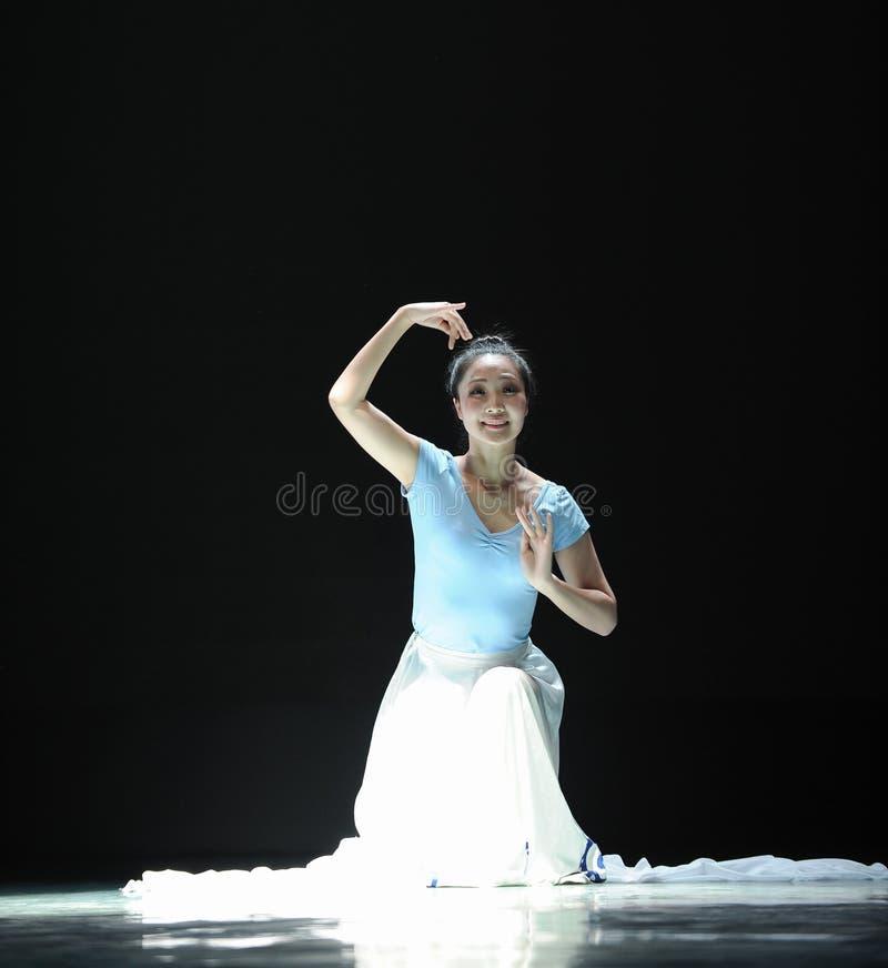 Balletto classico: Valzer dei fiori fotografie stock