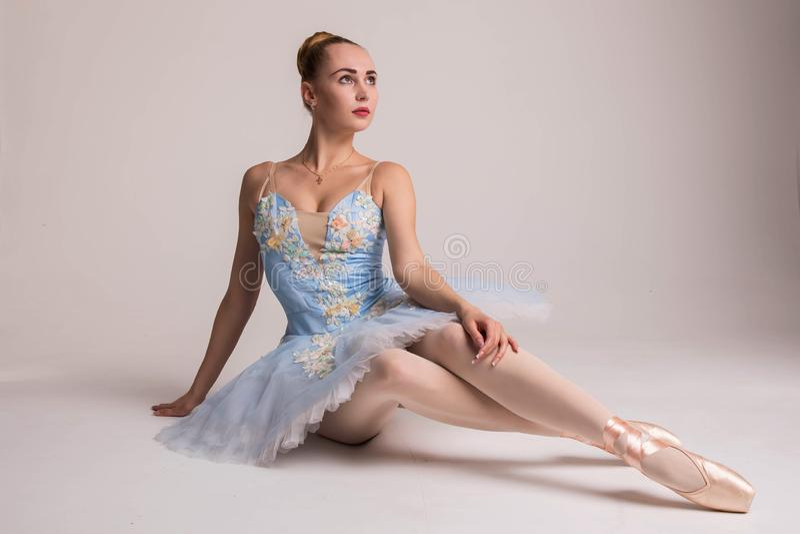 Balletto come arte fotografia stock