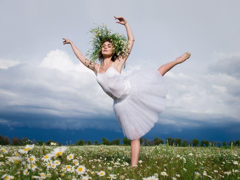 Balletttänzer stockfoto