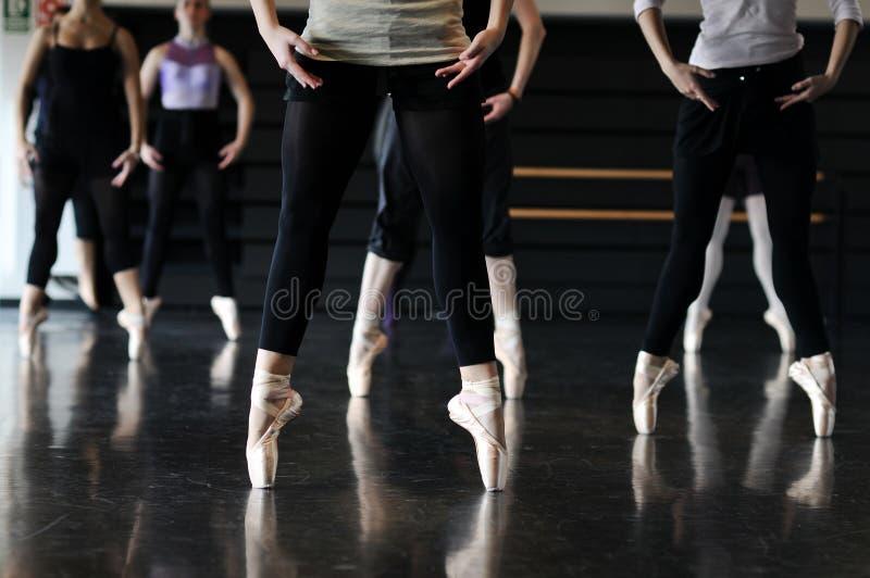 Balletttänzer stockfotografie