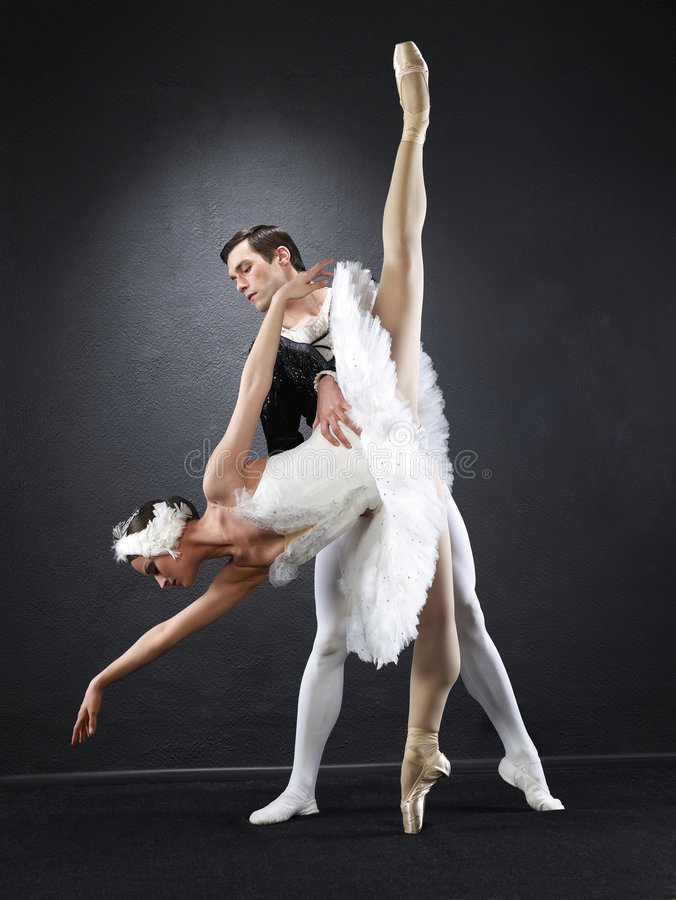 Balletttänzer