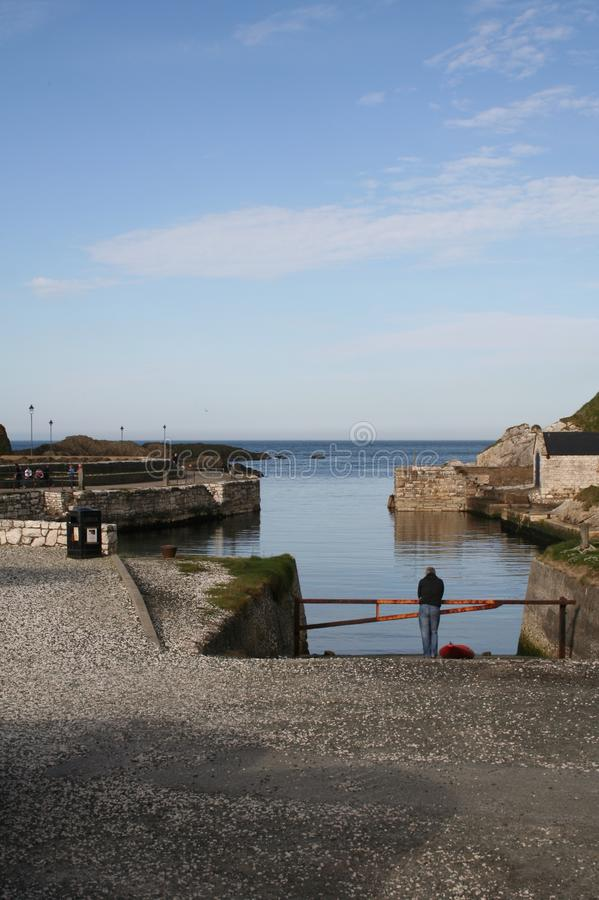 Ballintoy Harbour3 photos libres de droits