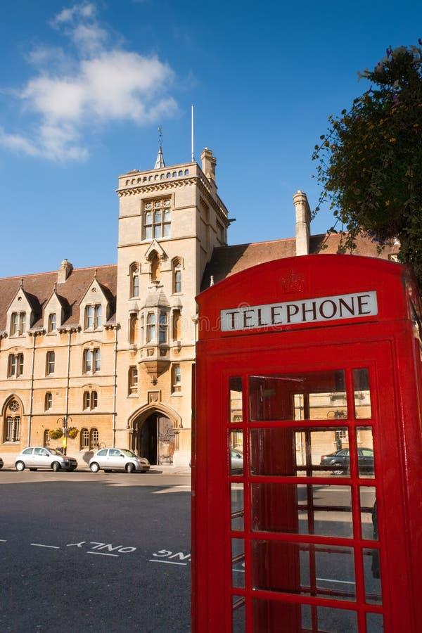 Balliol College. Oxford, England Royalty Free Stock Image