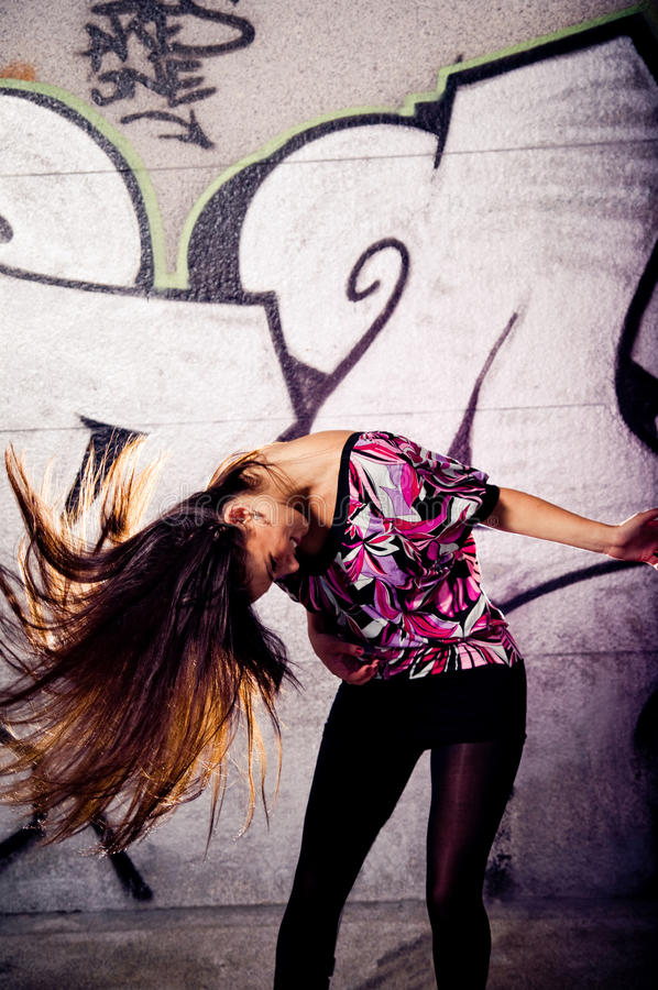 Ballo! fotografia stock