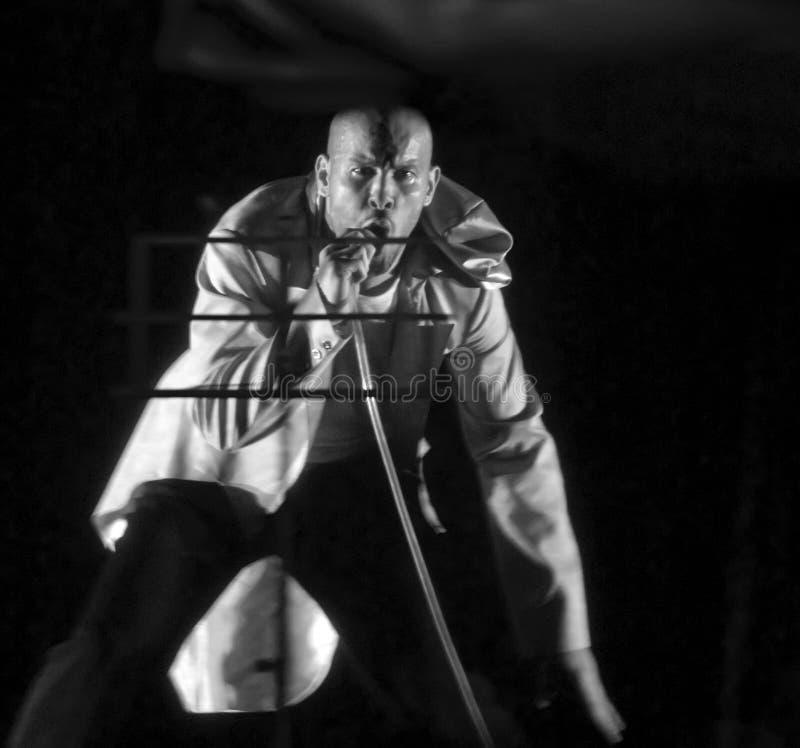 Ballo francese di hip-hop fotografia stock
