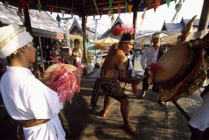 Ballo rituale fotografia stock libera da diritti