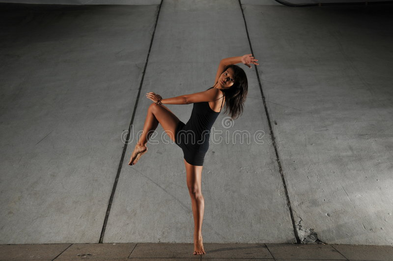 Ballo sotterraneo 10 fotografia stock