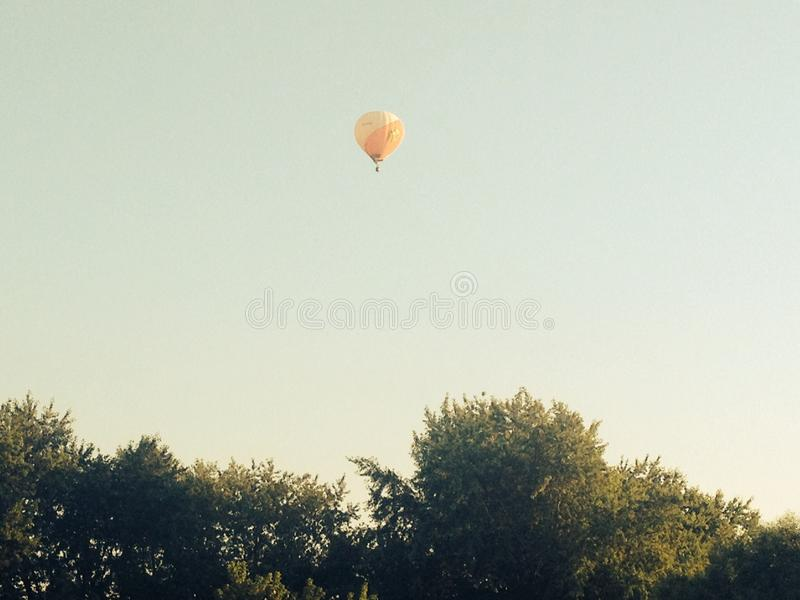 Ballon à air photographie stock libre de droits