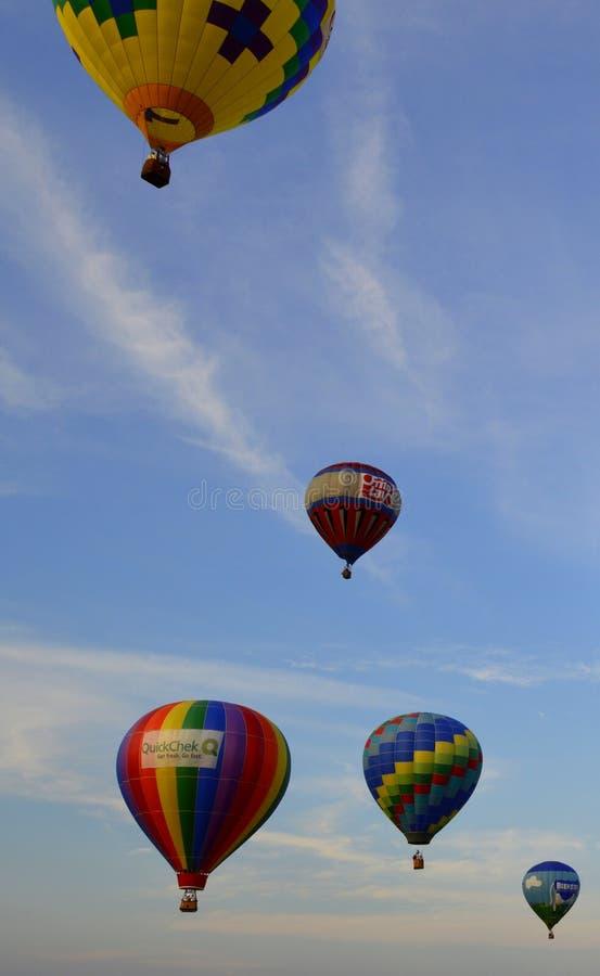 Ballon à air chaud 2 images stock