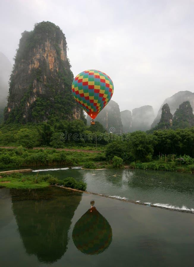 Ballon à air chaud 5 photographie stock