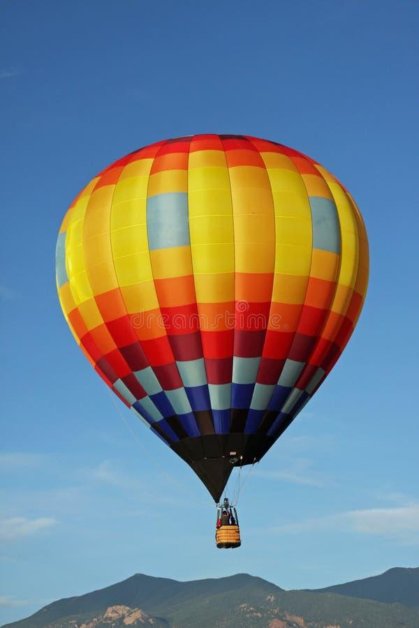 Ballon à air chaud photos libres de droits