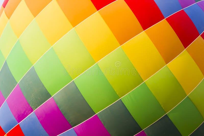 Ballon à air chaud coloré photos libres de droits
