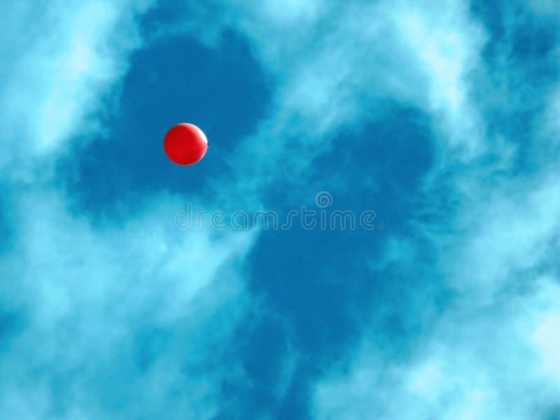 ballon ουρανός στοκ φωτογραφία