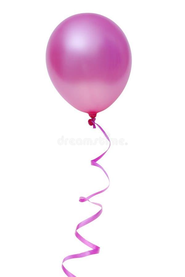 ballon ροζ στοκ φωτογραφίες