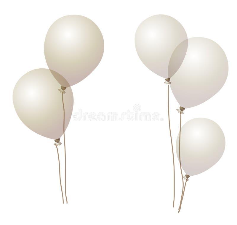 ballon διανυσματική απεικόνιση