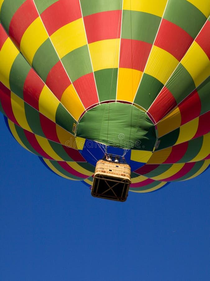 Ballon d'air chaud. photos libres de droits