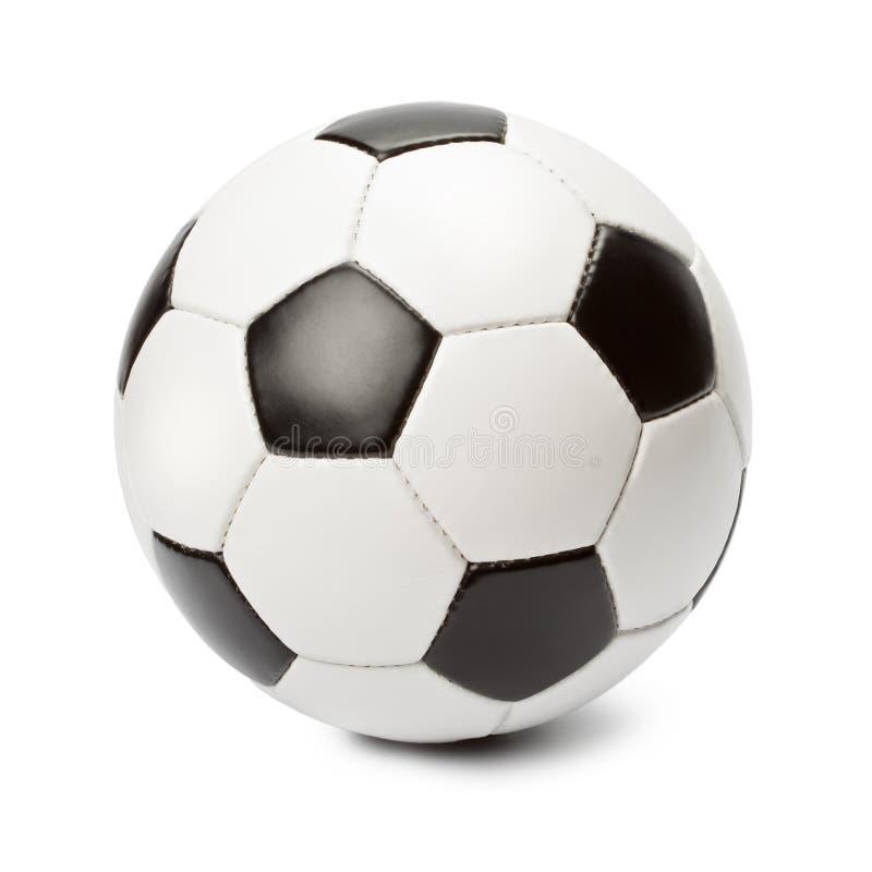 Ballon de football photographie stock libre de droits