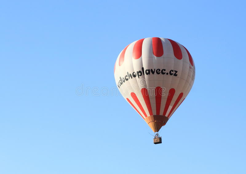 Ballon de vol photo stock