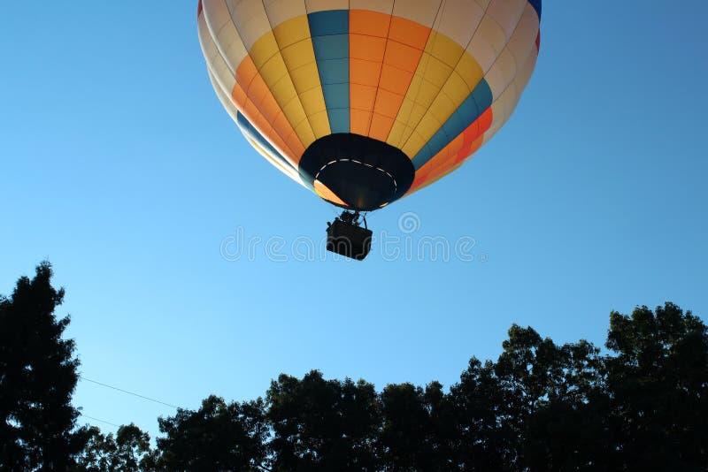 Ballon de voyage images libres de droits