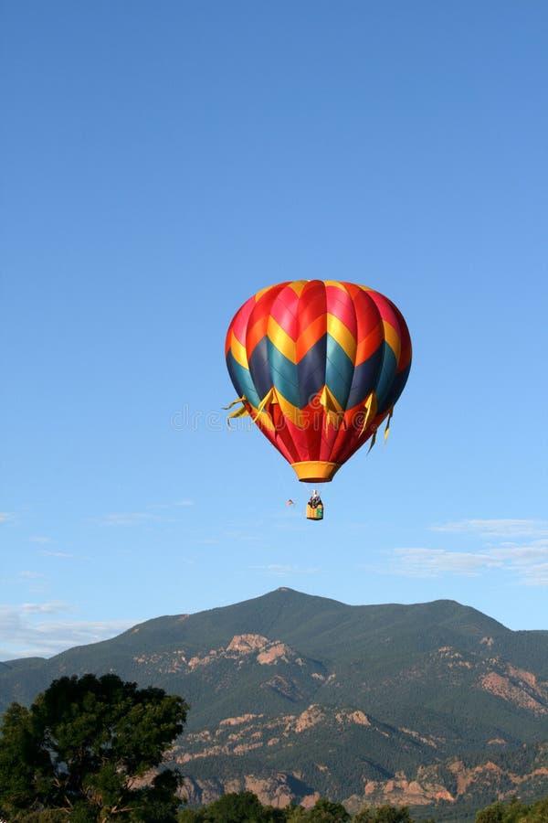 Ballon en vol photos libres de droits