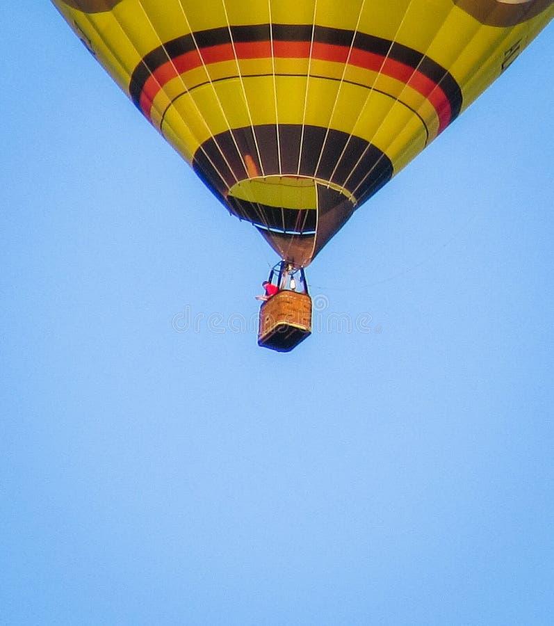 Ballon flyng stock foto