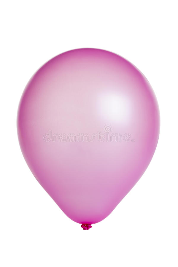 Ballon rose photos stock