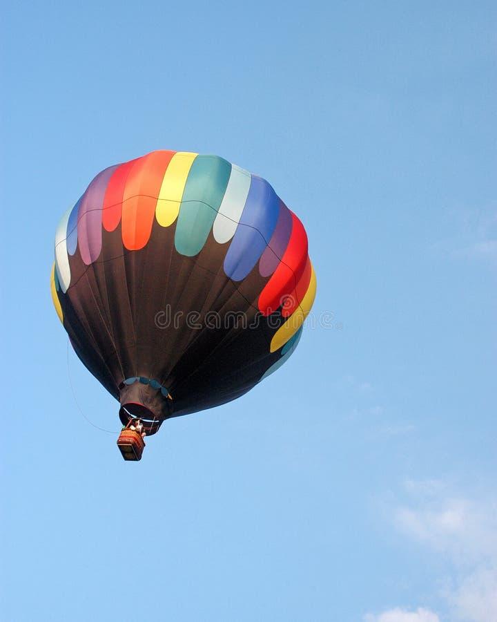 Ballon VII Van De Hete Lucht Stock Afbeelding