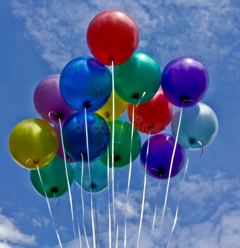 Ballone stockbild