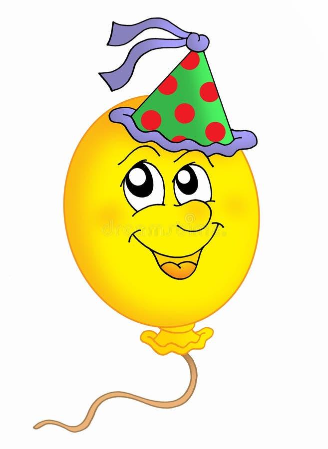 ballone wpr ilustracja wektor
