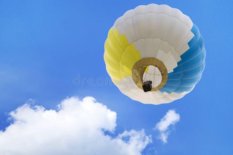 Ballong för varm luft royaltyfri bild