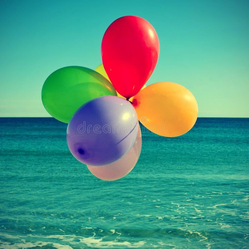 Download Ballonger fotografering för bildbyråer. Bild av nostalgi - 37348471