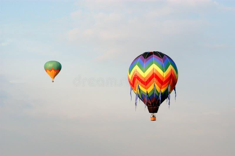 ballonger xi royaltyfri foto