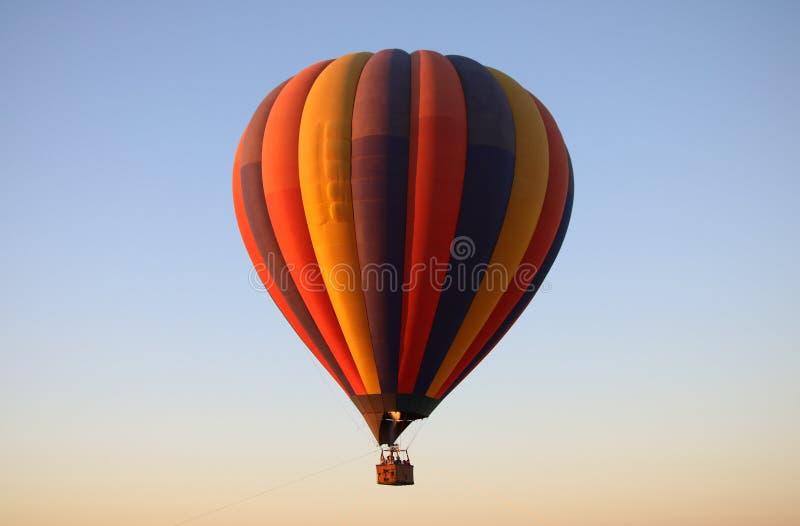 Ballonritten stock afbeelding
