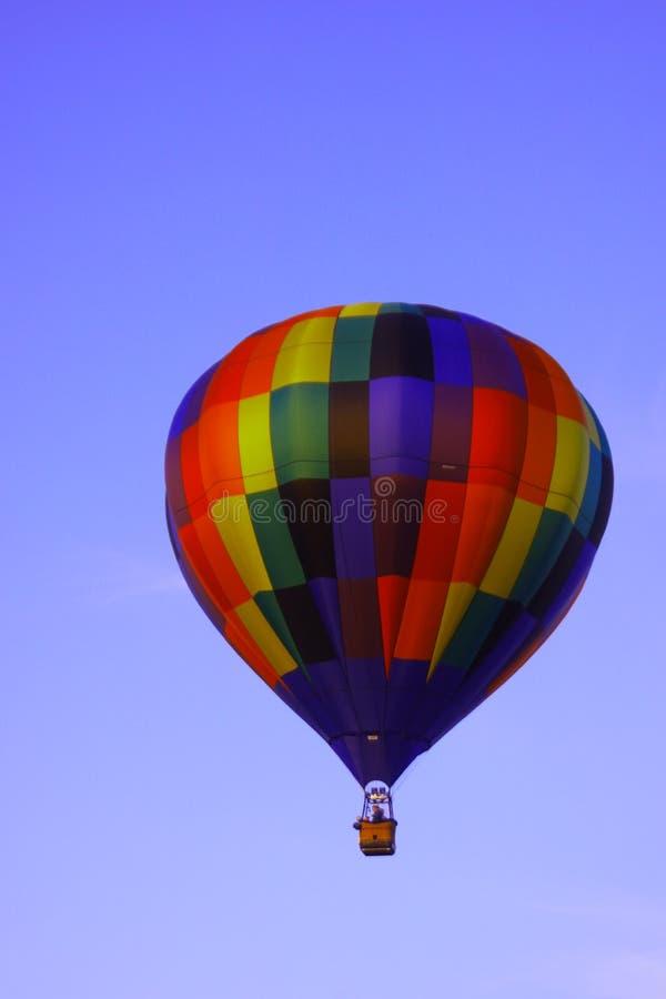 Ballons à air chauds photos stock