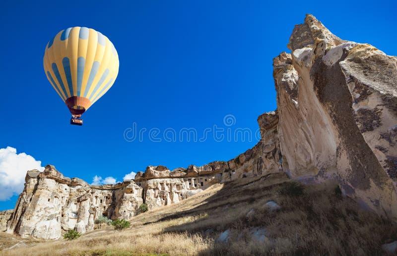 ballons γύρος γ cappadocia reme στοκ φωτογραφία με δικαίωμα ελεύθερης χρήσης