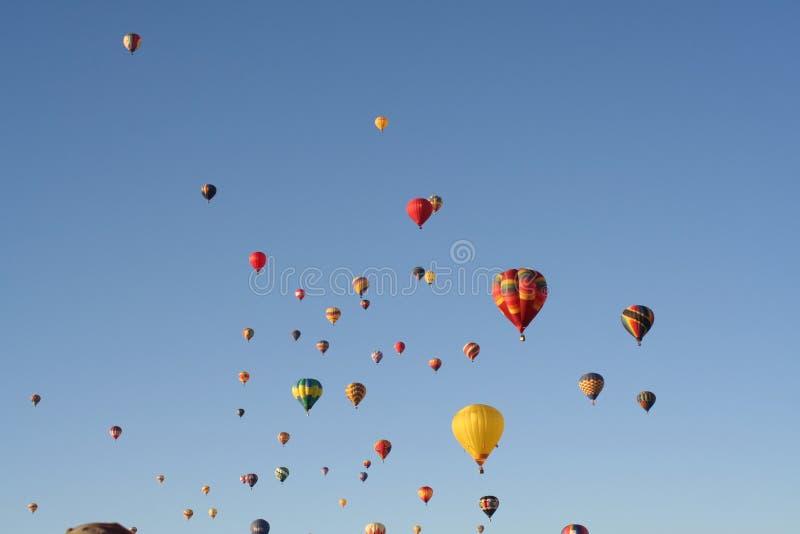 Ballons stock foto