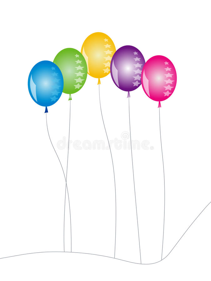 Free Ballons Royalty Free Stock Images - 17116729