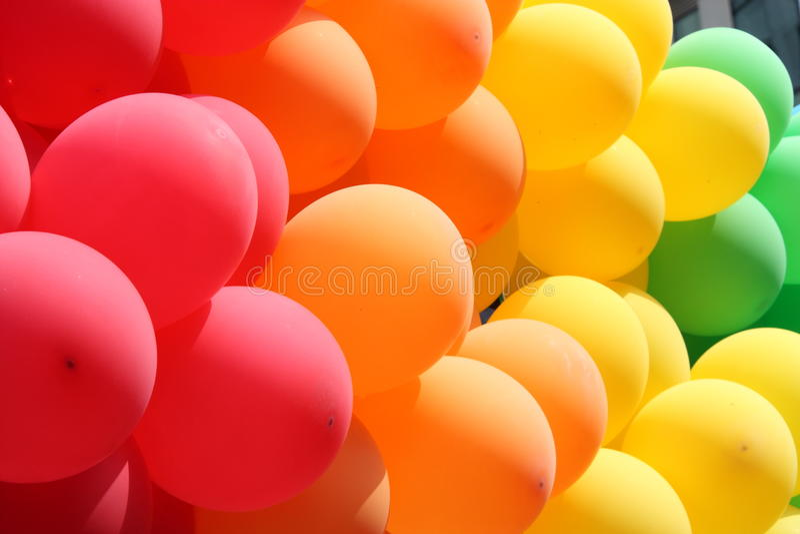 Ballons imagens de stock