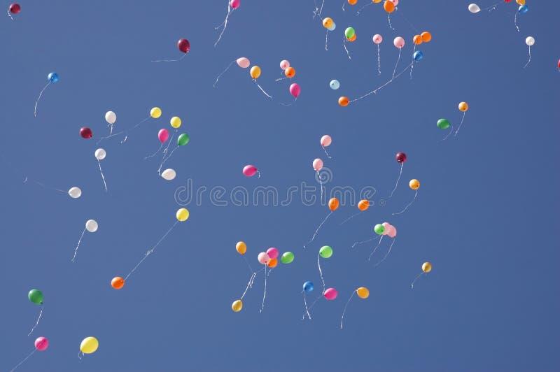 Ballons foto de stock