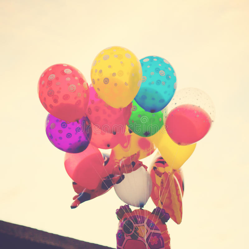 ballons obraz royalty free