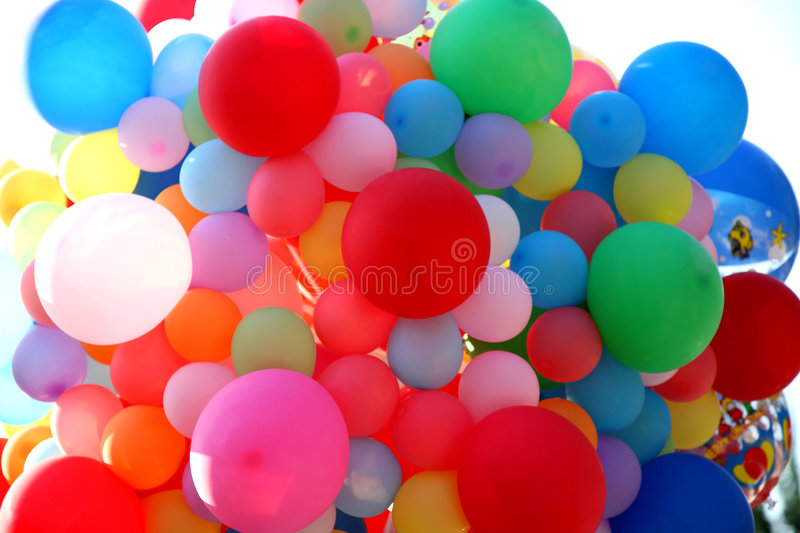 Ballons images stock
