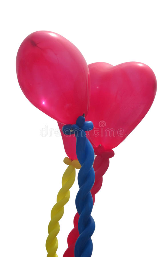 Ballons - chemin compris   image stock