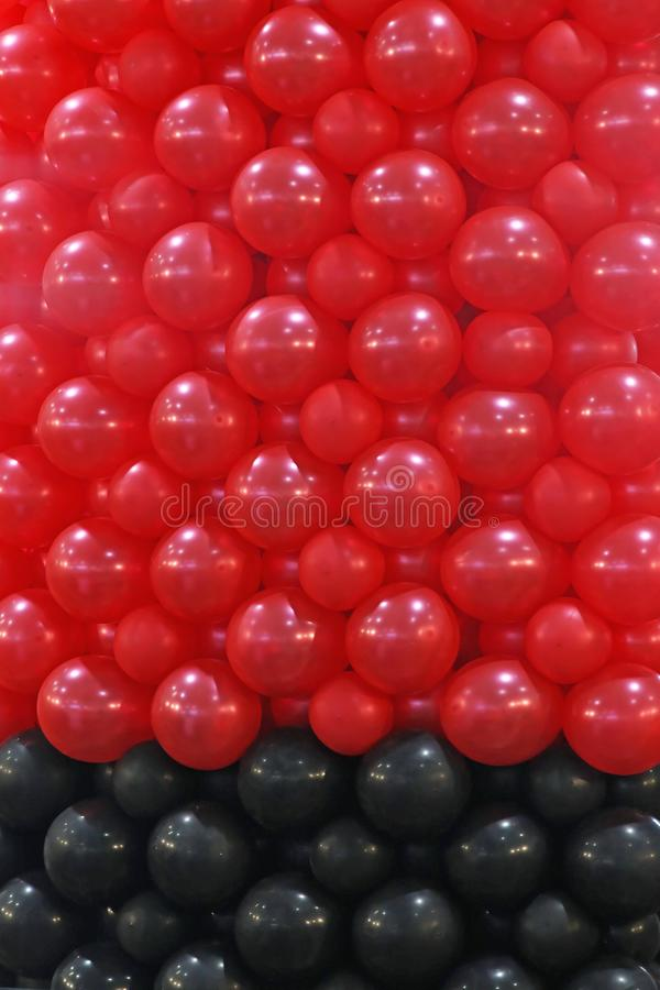 Ballons de latex photos stock