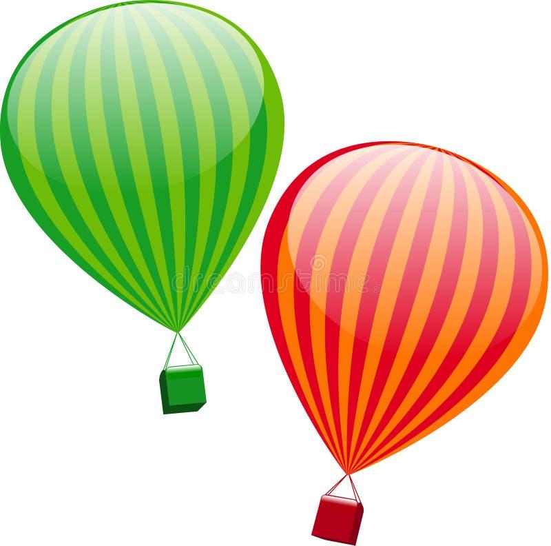 Download Balloon stock vector. Illustration of oxygen, free, aviation - 13552210
